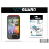 Eazyguard HTC Incredible S képernyővédő fólia - 2 db/csomag (Crystal/Antireflex)