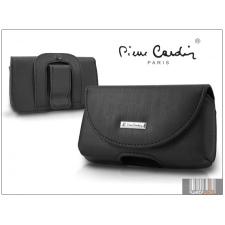 Pierre Cardin Classic vízszintes, csatos-fűzős, különleges minőségű tok mobiltelefonhoz - TS3 méret tok és táska