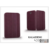 Kalaideng Samsung N5100 Galaxy Note 8.0 tok (Book Case) - Kalaideng Oscar Series - dark red