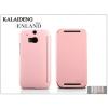 Kalaideng HTC One M8 flipes tok - Kalaideng Enland Series - pink