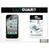 Eazyguard Apple iPhone 4/4S képernyővédő fólia - 2 db/csomag (Crystal/Antireflex HD)