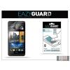 Eazyguard HTC One (M7) képernyővédő fólia - 2 db/csomag (Crystal/Antireflex HD)