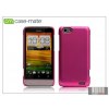 CASE-MATE HTC One V hátlap - Case-Mate Barely There - pink
