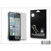 Cameron Sino Apple iPhone 4/4S képernyő- és hátlapvédő fólia - Anti Finger - 1 db/csomag