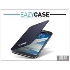 Eazy Case Samsung N7100 Galaxy Note II flipes hátlap - EFC-1J9FBEGSTD utángyártott - dark blue tok és táska