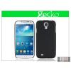 Gecko Samsung i9500 Galaxy S4 hátlap képernyővédő fóliával - Gecko Ultra Slim - black