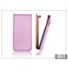Haffner Slim Flip bőrtok - Apple iPhone 6 Plus - lila