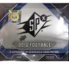 Upper Deck 2012 Upper Deck SPx Football Hobby Doboz ajándéktárgy