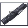 Samsung NP-RF710-S04AU 4400 mAh 6 cella fekete notebook/laptop akku/akkumulátor utángyártott