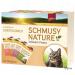 Schmusy Nature Flakes próbacsomag 12 x 100 g - 12 x 100 g