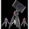 Manfrotto Pixi Mini zseb állvány fekete