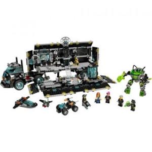 LEGO Az ultra ügynökök főhadiszállása 70165