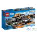 LEGO Lego City: 4X4-Es Motorcsónak Szállító 60085