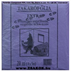 Competent Takarófólia lila