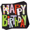 s APRÉS szalvéta Happy Birthday