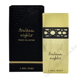 Jesus Del Pozo Arabian Nights Private Collection EDP 100 ml