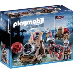 Playmobil 6038 - Sas lovagok ágyúval