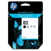 HP HEWLETT PACKARD HP No. 82 Black ink cartridge (CH565A)