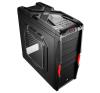 Aerocool Strike-X Coupe (fekete) számítógépház