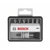 Bosch Bosch 2607002566 Csavarozó bit készlet Robust Line M extrakemény, 12+1 részes, 25 mm, Ph, Pz, Torx®, LS