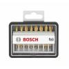 Bosch Bosch 2607002571 Csavarozó bit készlet Robust Line Sx Max Grip, 8 részes, 49 mm, Pz