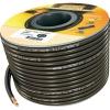 Hicon Hangszórókábel Ergonomic 2 x 2.5 mm² fekete 30 m Hicon