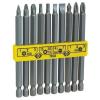C.K. C.K. T4525 Csavarhúzó bits készlet 10 részes, vegyes hosszúság