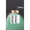 Wera Wera 2 részes 855/1 Z kereszthornyú bit PZ 1/PZ 2 05073308001 Pozidriv Hossz:25 mm