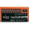 Wera Wera 05057684001 8755-9/IMP DC Impaktor Bit-Check