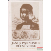 Kovács Sándor Iván szerk. - Janus Pannonius búcsúverse