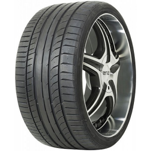 Continental SportContact5 SUV MO 255/55 R18 105W nyári gumiabroncs
