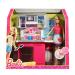 Barbie Barbie: Szoba babával - konyha