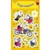 Keddshop Bogyó és Babóca matrica, Bicikli