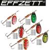 EFFZETT STANDARD SPINNER BLACK RED / 12G