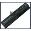 497694-002 4400 mAh 6 cella fekete notebook/laptop akku/akkumulátor utángyártott