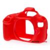 EasyCover szilikon védőtok Canon EOS 1200D piros