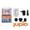 Jupio Univerzális akkumulátor töltő kompakt World Edition