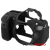 EasyCover szilikon védőtok Canon EOS 70D fekete