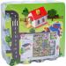Habszivacs nagyváros puzzle 9 db-os