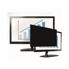 """FELLOWES Monitorszűrő, betekintésvédelemmel,305x229 mm, 15"""", 4:3 FELLOWES PrivaScreen™, fekete asztali számítógép kellék"""