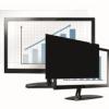 FELLOWES Monitorszűrő, betekintésvédelemmel,376x299 mm, 19