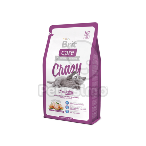 Brit Care Cat Crazy I'm Kitten 0,4 kg