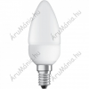 Osram LED 105 mm Osram 230 V E14 4 W = 25 W, tartalom: 1 db