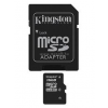 Kingston Memóriakártya MicroSDHC Everyday 16GB CLASS 4 + Adapter (SDC4/16GB)