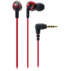 Audio technica Audio-Technica ATH-CK323MRD In-ear fülhallgató, Piros  (ATH-CK323MRD)