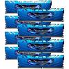 G.Skill F4-3000C15Q2-32GRBB Ripjaws 4 RBB DDR4 RAM G.Skill 32GB (8x4GB) Quad2 3000Mhz CL15 1.25V