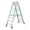 KRAUSE - Stabilo gurítható két oldalon járható létra 2x8 fokos (profi)