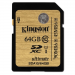 Kingston SDXC 64GB CL10 UHS-I Ultimate 233x
