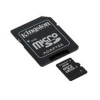 Kingston MicroSDHC 8GB CL10 UHS-1 +adapter