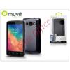 Muvit LG L60 X145 hátlap - Muvit miniGel - black